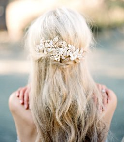 21 stylish vintage hair accessories to wear on you wedding day