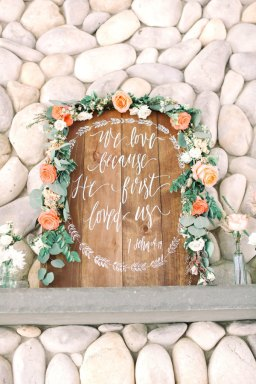 16 wooden signs ideas for your wedding