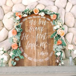 16 Wooden Sign Ideas for Your Wedding