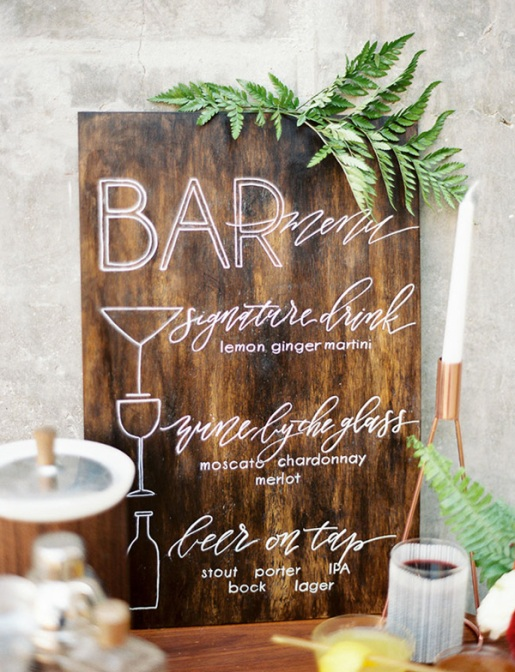 wooden-signs-for-wedding-reception-ideas