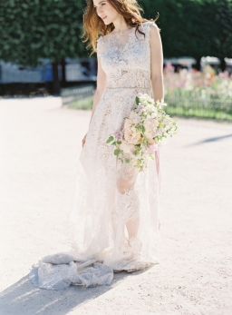 Dreamy Morning Styled Shoot in Paris