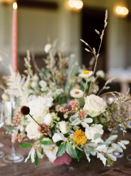 Warm & Earthy Fall Palette Inspiration Shoot