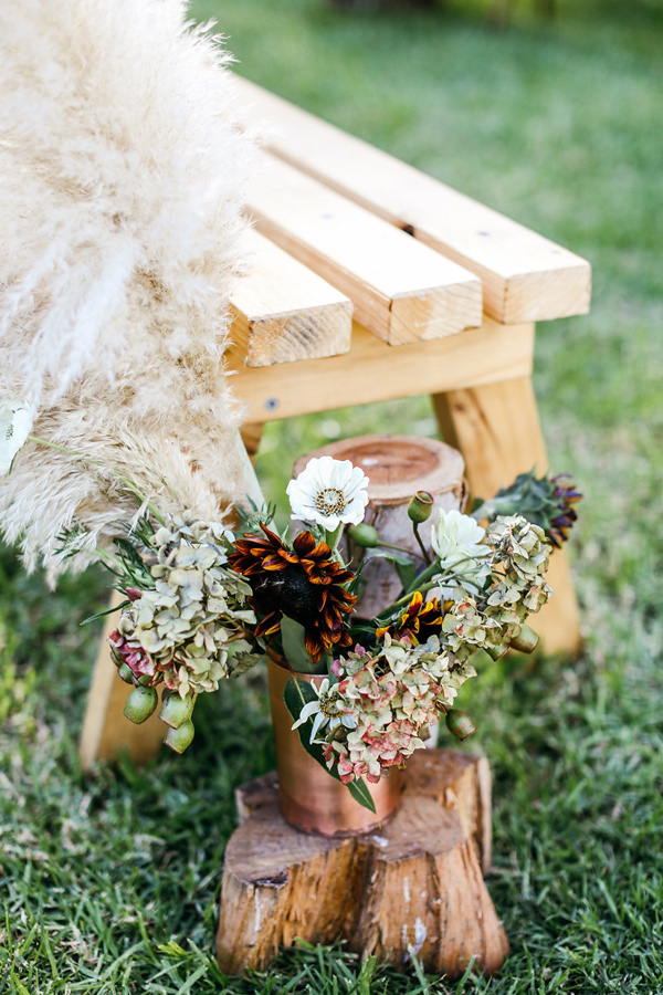 Ruffled - photo by Lara Hotz http://ruffledblog.com/whimsical-bohemian-wedding-in-australia