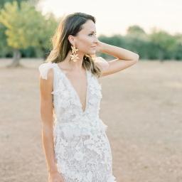 Intimate Puglia Alfresco Wedding with Couture Tel Aviv Bridal Gown