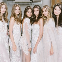 Head Over Heels for these Berta Fall 2018 Bridal Gowns