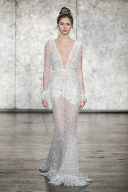 Top 11 Picks from Inbal Dror's Fall 2018 Bridal Collection