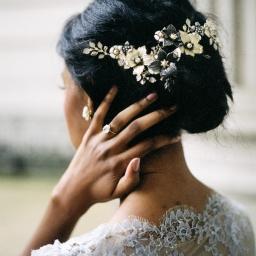 21 Most Romantic Wedding Hair Styles 2018