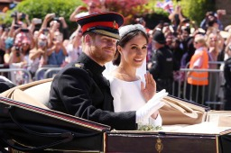 A Royal Wedding in Pictures: Prince Harry and Meghan Markle
