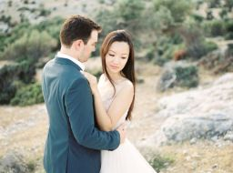 Beautiful Day After Wedding Shoot in a Greek Olive Farm