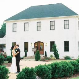 Beautiful Organic French Blue Outdoor Wedding in North Carolina