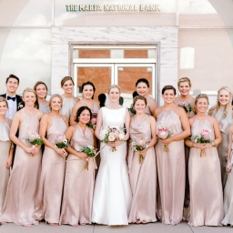 8 Soft Coloured Bridesmaid Dresses you Will Love
