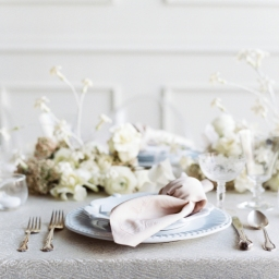 Dare to Bare with this All White Wedding Inspiration