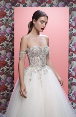 Queen of Hearts Bridal Collection by Galia Lahav