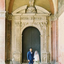 An Intimate Wedding Destination in Tuscany