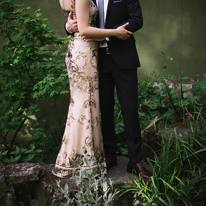 11-glam-pink-gold-wedding-gown1