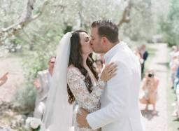 Beautiful Intimate Wedding Destination in Castello di Vicarello Tuscany