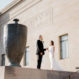 Stunning Modern and Elegant Wedding at La Villa