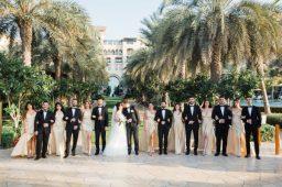 A Classic Wedding Celebration in Four Seasons Hotel Dubai