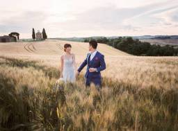 Bernice and Kenneth | Romantic Pre-Wedding Photoshoot in Tuscany